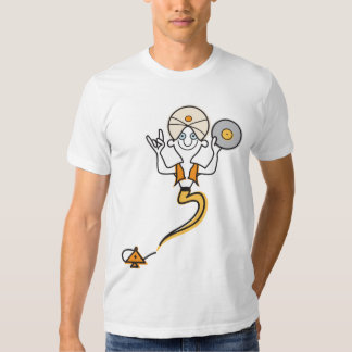 Rock n' Roll Genie T-shirt
