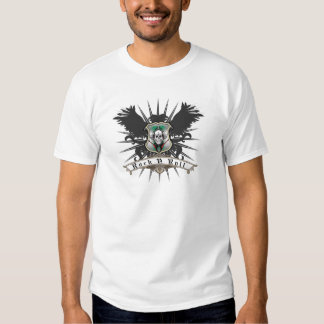 Rock n Roll Heraldry Tshirt