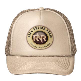 Rock Nation Radio Mesh Hats