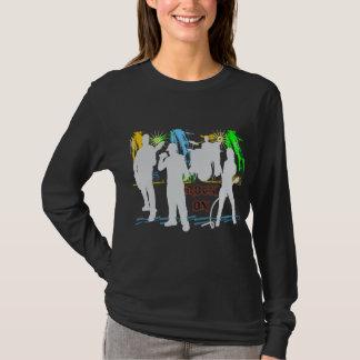 Rock On - Rock n' Roll Band T-Shirt