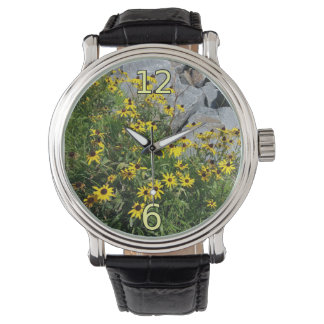 Rock Petal Wrist Watch