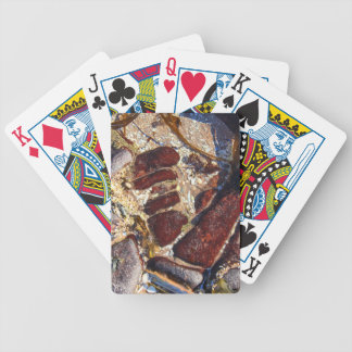 Rock Pool Playing Cards