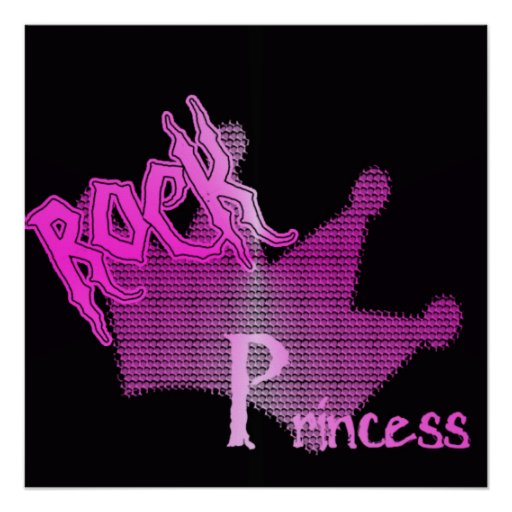 Rock Princess - Poster
