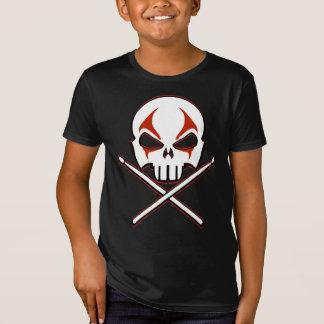 Rock & Roll T-shirt Heavy Metal Kid's Organic Top