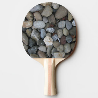 Rock Texture Template Ping Pong Paddle