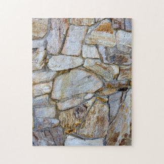 Rock Wall Texture Photo Jigsaw Puzzle