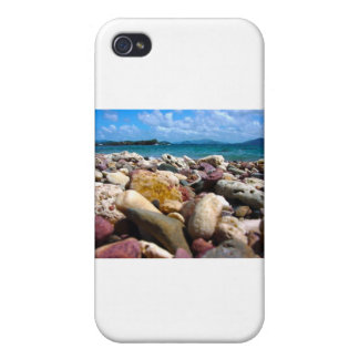 Rock-Water-Sky Case For iPhone 4
