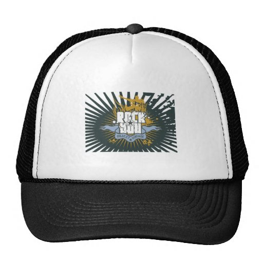 Rock You Tshirts and Gifts Mesh Hat