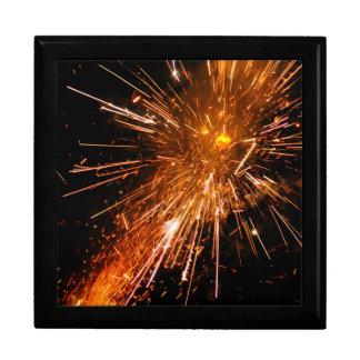 Rocket Fireworks Gift Box