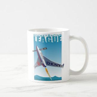 Rocket Racing Coffee Mug