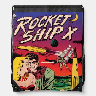 Rocket Ship X Backpacks
