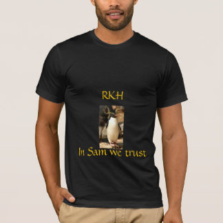 Rockhopper AIM oil company T-Shirt