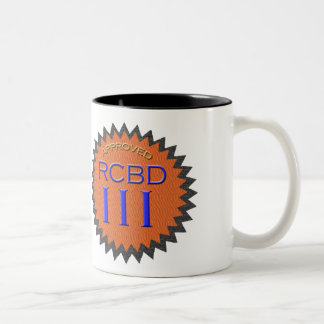 Rockin' Cool Badass Day Seal of Approval mug