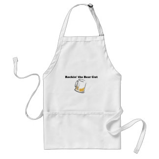 rockin the beer gut standard apron