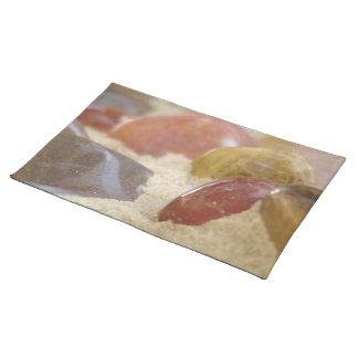 Rocks and Pebbles - Artistic Photo Placemat