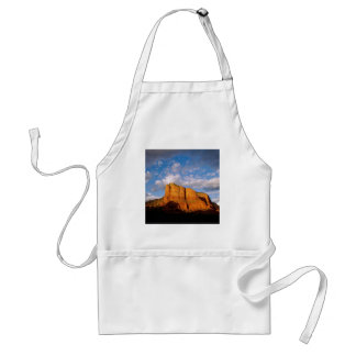 Rocks Courthouse Sedona Arizona Adult Apron