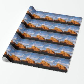 Rocks Courthouse Sedona Arizona Gift Wrap