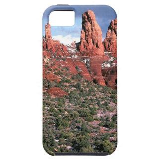 Rocks Red Spires Sedona Arizona iPhone 5 Covers