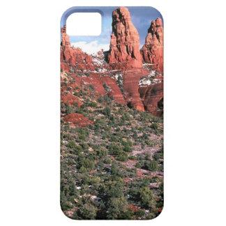 Rocks Red Spires Sedona Arizona iPhone 5 Cases