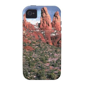 Rocks Red Spires Sedona Arizona Case For The iPhone 4