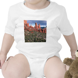 Rocks Red Spires Sedona Arizona Tee Shirt