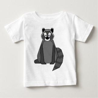 Rocky Raccoon Baby T-Shirt