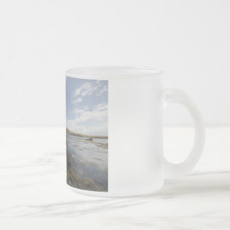 Rodel Frosted Glass Coffee Mug