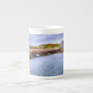 Rodel, Isle of Harris Bone China Mug