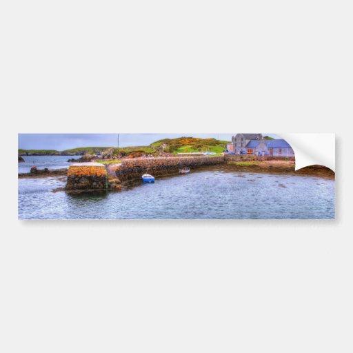 Rodel, Isle of Harris Bumper Stickers