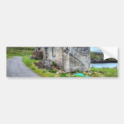Rodel, Isle of Harris Bumper Sticker