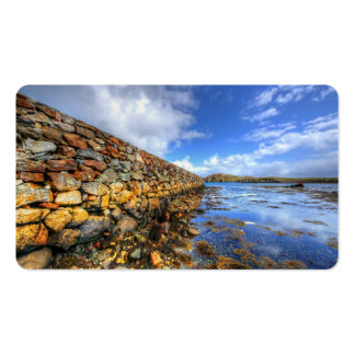 Rodel, Isle Of Harris Business Card Templates