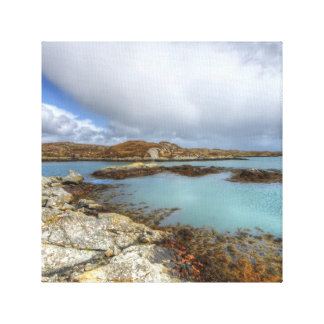 Rodel, Isle of Harris Gallery Wrap Canvas