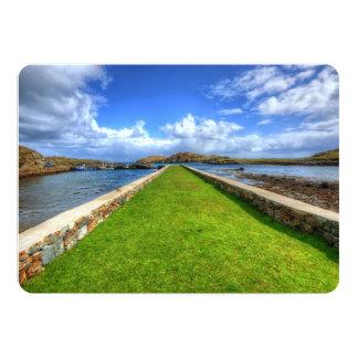 Rodel, Isle of Harris Card