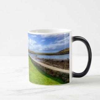 Rodel, Isle of Harris Morphing Mug
