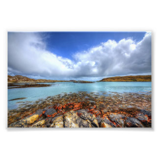 Rodel, Isle of Harris Photograph