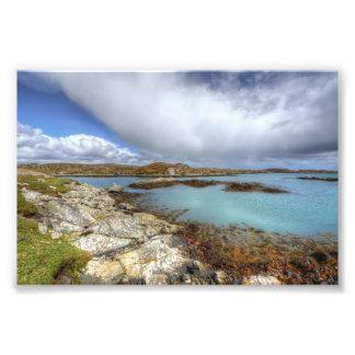 Rodel, Isle of Harris Photographic Print
