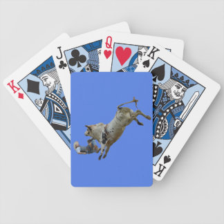 Rodeo Bicycle Playing Cards