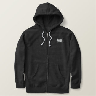 Rodeo Dude Embroidered Hoodie