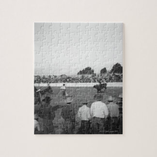 Rodeo Jigsaw Puzzle