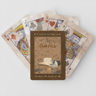 Rodeo Poker Bicycle Playing Cards