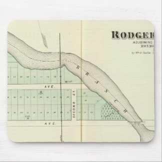 Rodger's Park, adjoining Spring Lake Mouse Pad
