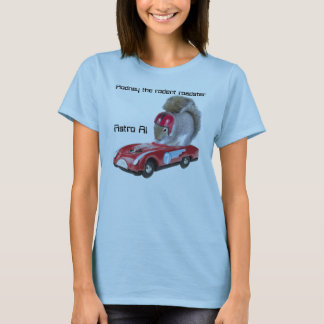 Rodney the rodent roadster T-Shirt