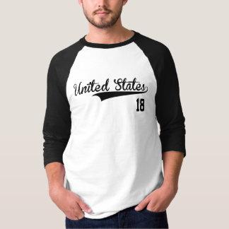 Rogers #18 T-Shirt