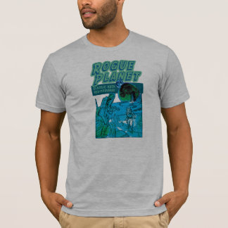 Rogue Planet Comic Book Cover T-Shirt