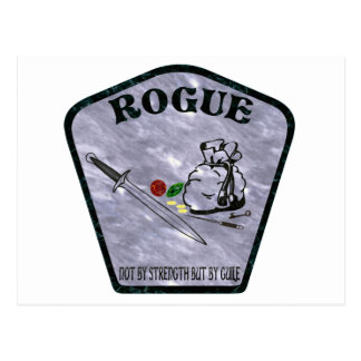 Rogue Postcard