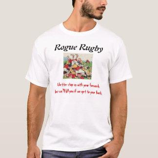 Rogue Rugby (light comic version) T-Shirt