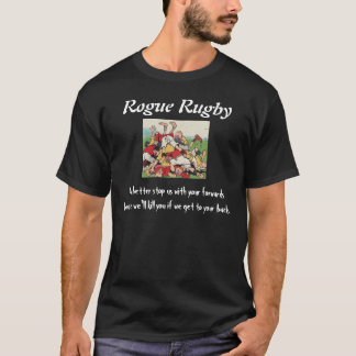 Rogue Rugby T-Shirt