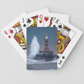 Roker Lighthouse Playing Cards