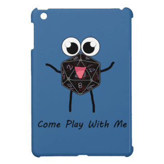 Roll the Die iPad Mini Cover
