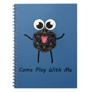 Roll the Die Note Book